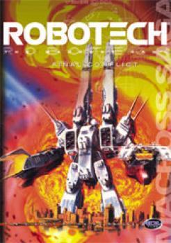 Robotech The Macross saga vol 06 DVD