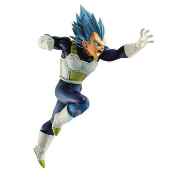 Dragonball Super Battle PVC Figure - Super Saiyan God Super Saiyan Vegeta