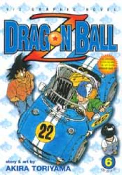 Dragonball Z vol 6 TP