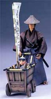 Lone wolf and cub Ogami DLX action figure