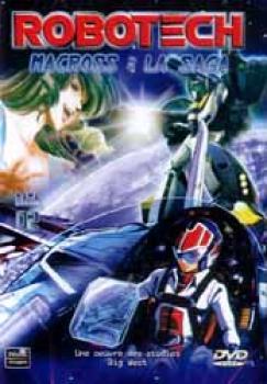 Robotech Macross La saga vol 2 DVD PAL