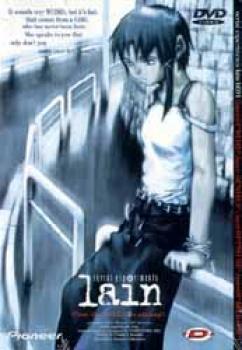 Lain vol 01 DVD PAL NL/FR