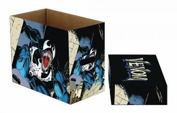 MARVEL SHORT COMIC STORAGE BOX - VENOM