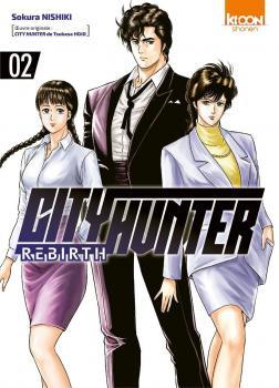 City Hunter - Rebirth tome 02