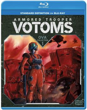 Armored Trooper VOTOMS OVA Collection 01 Blu-Ray