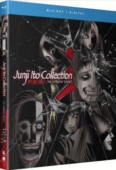 Junji Ito Collection Blu-Ray