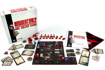 Resident Evil 2 The Board Game - Core Set