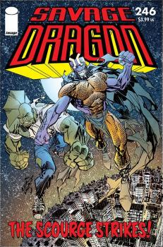 SAVAGE DRAGON #246 (MR)