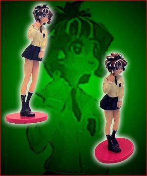 Maho Tsukai Tai trading figure collection DX Sae Sawanoguchi Special