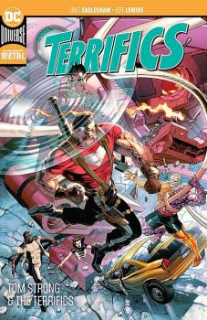 TERRIFICS VOL. 02: TOM STRONG AND THE TERRIFICS (TRADE PAPERBACK)