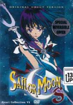 Sailor Moon S TV vol 6 DVD