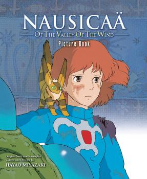 Nausicaa of the valley of the wind Picture Book HC