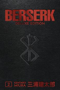 Berserk Deluxe Edition vol 02 HC