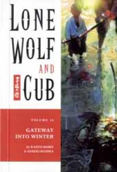 Lone wolf and cub vol 16 Gateway into winter TP
