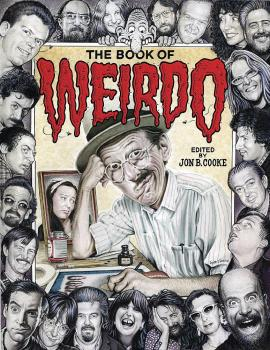BOOK OF WEIRDO R CRUMB HUMOR COMICS ANTHOLOGY HC (MR)