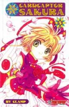 Cardcaptor Sakura vol 5 GN