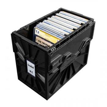 BCW Graded Comic Book Bin (Stackable Plastic Box)