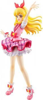 Aikatsu! PVC Figure - Lucrea Hoshimiya Ichigo Pink Stage Ver.