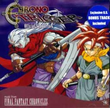 Chrono trigger official soundtrack CD