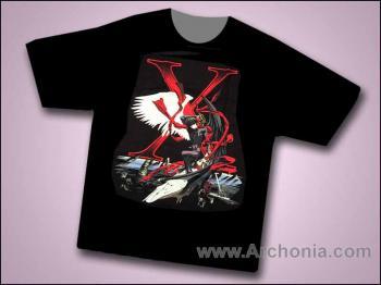 X Kamuis struggle T-shirt XL