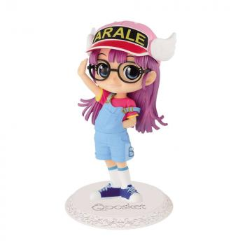 Dr. Slump Q Posket Mini PVC Figure - Arale Norimaki Ver. A