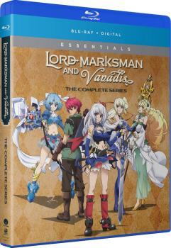 Lord Marksman And Vanadis Essentials Blu-Ray