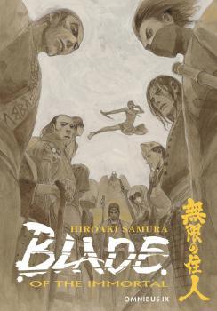 Blade of the Immortal Omnibus vol 09 GN Manga