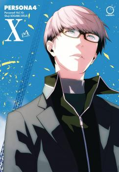 Persona 4 vol 10 GN Manga