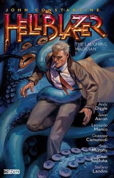 HELLBLAZER VOL. 21: THE LAUGHING MAGICIAN (MR) (TRADE PAPERBACK)