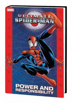 ULTIMATE SPIDER-MAN: POWER & RESPONSIBILITY MARVEL SELECT (HARDCOVER)
