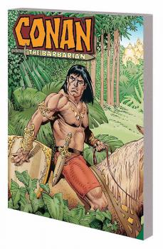CONAN: JEWELS OF GWAHLUR AND OTHER STORIES (TRADE PAPERBACK)
