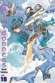 Ah my Goddess tome 18