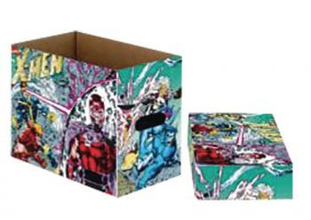 MARVEL X-MEN CLASSIC SHORT COMIC STORAGE BOX (ONE BOX + LID)