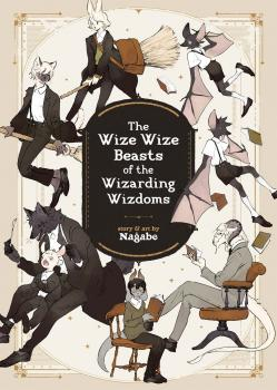 The Wize Wize Beasts of the Wizarding Wizdoms GN Manga