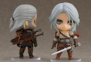 The Witcher 3 Wild Hunt PVC Figure - Nendoroid Ciri Exclusive