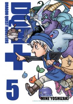 Dragon Quest Monsters+ vol 05 GN Manga