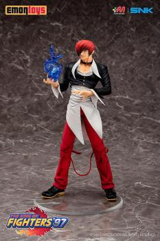 The King of Fighters '97 PVC Figure - Yagami Iori 1/8