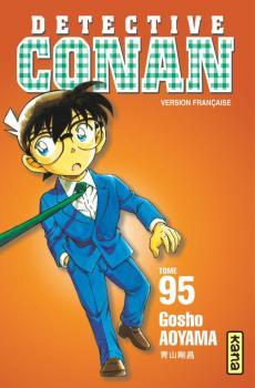 Detective Conan tome 95