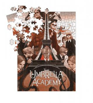 UMBRELLA ACADEMY APOCALYPSE SUITE 1000 PIECES PUZZLE