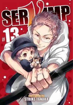 Servamp vol 13 GN Manga