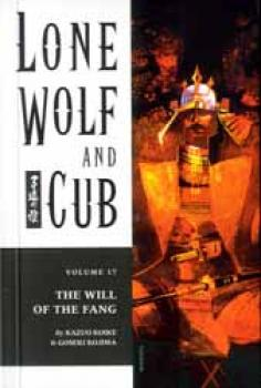 Lone wolf and cub vol 17 Will of the fang TP