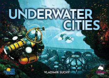 Underwater Cities Boardgame
