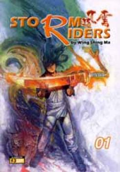 Storm riders GN 1