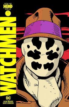 WATCHMEN (NEW INTERNATIONAL LENTICULAR EDITION) (HARDCOVER)