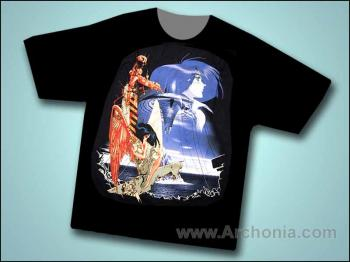 Battle angel Alita Gallys dream T-shirt XL