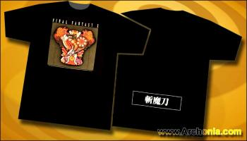 FFX Yojimbo T-shirt XL