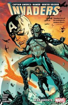 INVADERS VOL. 01: WAR GHOST (TRADE PAPERBACK)