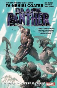 BLACK PANTHER BOOK 07: INTERGALACTIC EMPIRE WAKANDA PT 02 (TRADE PAPERBACK)