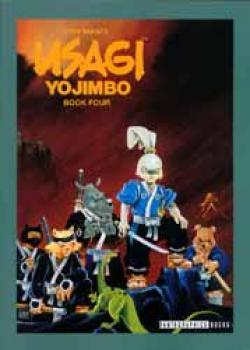 Usagi Yojimbo book 4
