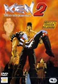 Ken le survivant 2 vol 2 DVD PAL